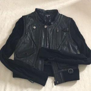 Bebe Leather Jacket